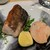 日本料理秀たか - 料理写真:長崎県壱岐産スマガツオ、萩産あん肝