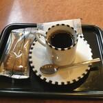 ツバキCafe - ホットモーニングセットM250円