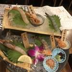 旨い魚と旨い酒 海老の世界 -