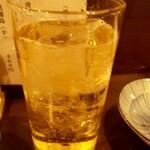 ビール長屋 貫太郎 - ハイボール