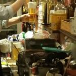 Kurebirusutandomugi - ビールサーバーは2基
