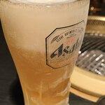 焼肉亭 - ドリンク写真: