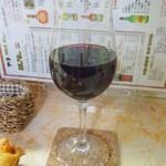 サーラ ダイニング カフェ - 赤ワイン