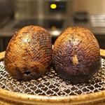 CHIUnE - 木曽川産の真鴨の炭火ロースト
