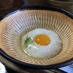 橋本屋 - 山芋月見