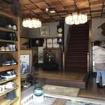 橋本屋 - 玄関