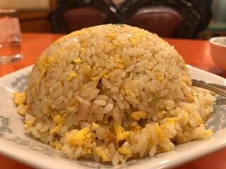 中華料理 香州 - カニチャーハン