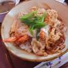 くまキッチン - 料理写真:エビフライ丼