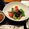 寿し竹 - 料理写真:サラダと小鉢