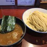つけ麺 石ばし - つけ麺 中 ¥850