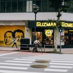Guzman y Gomez - 目立つ外観です