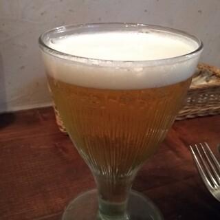 マリベン - ドリンク写真:生ビール