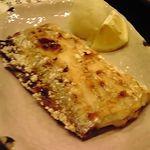 12083501 - 太刀魚の焼き