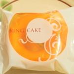 12083592 - リングケーキオレンジ袋