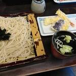 大丸 - 天ぷら さらしなそば