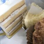 ボクダミ - ケーキ