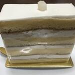 ボクダミ - いっぺいケーキ  470円