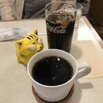 モンパルナス - ホットコーヒー430円(税込)