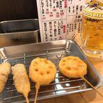 マンヨシ - 串カツ