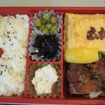 鶏と玉子 太郎 - 油淋鶏弁当