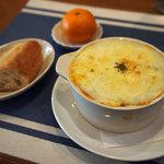 cafe やお亭 - 定食(アシェ・パルマンティエ)