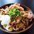 マルタニ製麺 - 料理写真:肉ぶっかけ冷