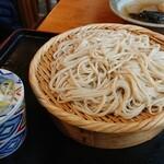 多聞 - 料理写真:深大寺そば 670円