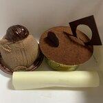 Aimer - 料理写真:モンブランとティラミス