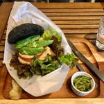 ヴィーガニック トゥー ゴー - アボカド豆腐バーガー