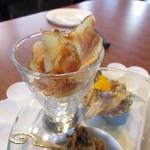 レクスキ フレンチetワイン - キクイモのチップス