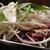 門 - 料理写真:ちりとり鍋