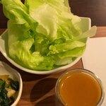 あぐり・キッチン - 生野菜