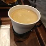 パティスリー パブロフ - ホットコーヒー