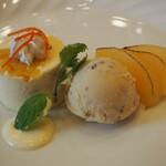 メルパルク - デザート(洋食)