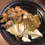 野菜巻き串屋 muco-no ねじけもん -
