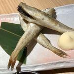 いろり庵 - 氷下魚干物