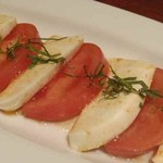 郷どり 燦鶏 - チーズとトマト