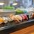 千鳥寿司 - 料理写真:にぎり寿司 並