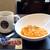 タリーズコーヒー - 料理写真:彩り野菜とアメリケーヌソースの玄米リゾットと本日のコーヒー(Tall)