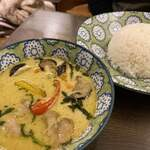 MOMO curry -