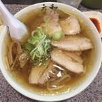 120864310 - チャーシュー麺