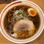 麺屋 すずらん - 辛醤油