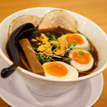 麺人 ばろむ庵 - ヤマトブラック