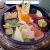 鮨 くり田 - 料理写真:ちらし寿司
