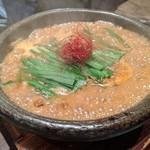 takigyouzakawazoe - 赤炊き餃子
