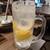 炊き餃子 川添 - ドリンク写真:強レモン酎ハイ