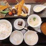 とんかつの和くら - 料理写真:和くらランチ
