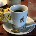 喫茶ジャワ - ブレンドコーヒー450円(税込)