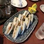 喫茶ジャワ - フルーツサンド大850円(税込)