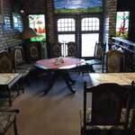 喫茶ジャワ - 店内 ※2階席